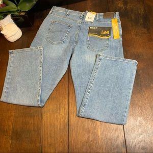 Lee NWT straight leg boys jeans